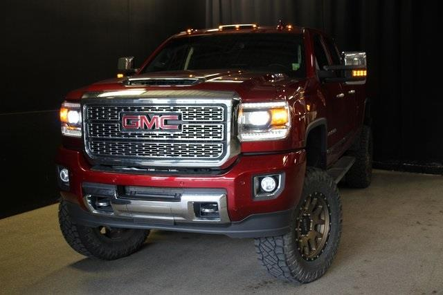 2019 Sierra 3500 Crew Cab 4x4,  Pickup #19G689 - photo 3
