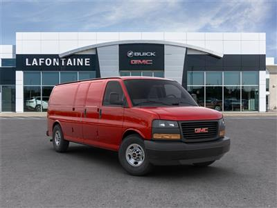 2020 GMC Savana 3500 4x2, Empty Cargo Van #20G4345 - photo 1