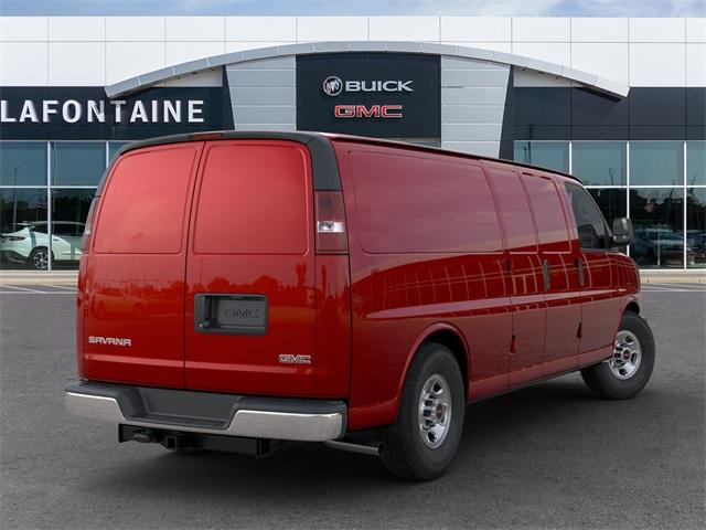 2020 GMC Savana 2500 4x2, Empty Cargo Van #20G4408 - photo 2