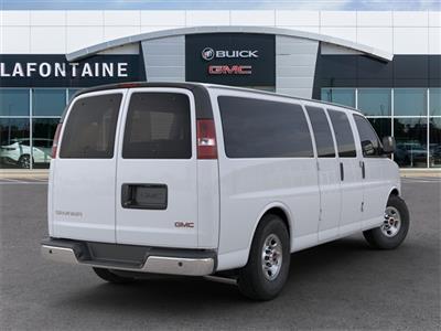 2020 GMC Savana 3500 4x2, Passenger Wagon #20G4592 - photo 2