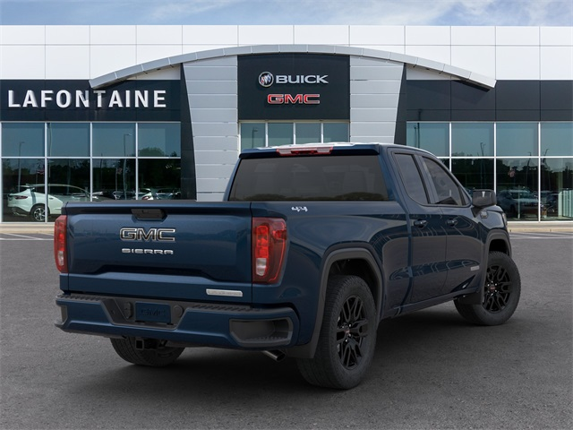 2020 GMC Sierra 1500 Double Cab 4x4, Pickup #20G5241 - photo 2