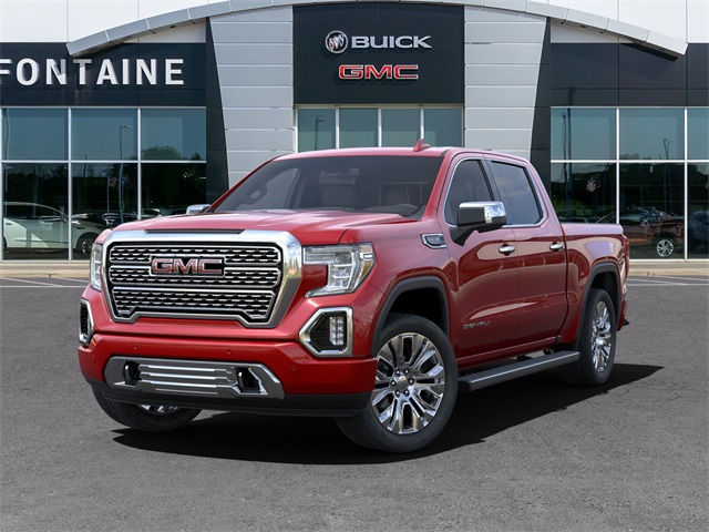 2021 GMC Sierra 1500 Crew Cab 4x4, Pickup #21G1889 - photo 6