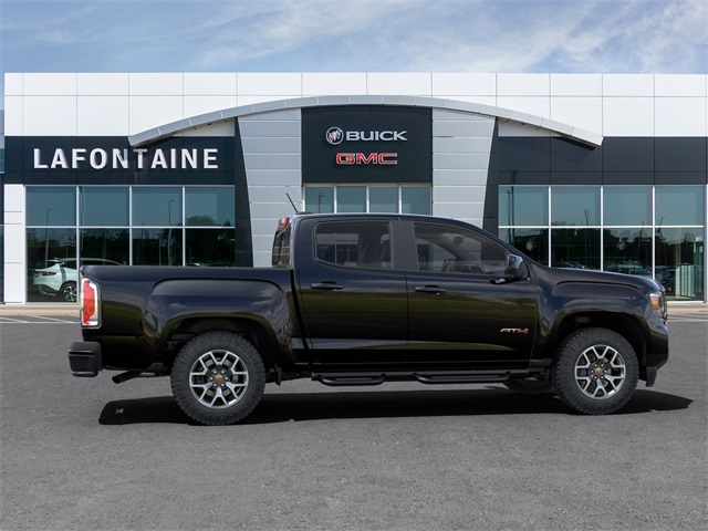 2021 GMC Canyon Crew Cab 4x4, Pickup #21G2056 - photo 5
