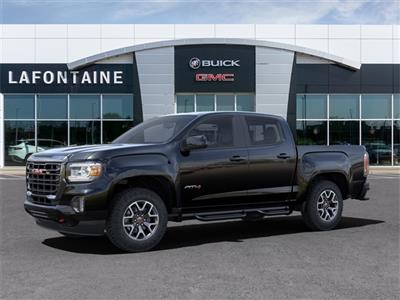 2021 GMC Canyon Crew Cab 4x4, Pickup #21G2056 - photo 3