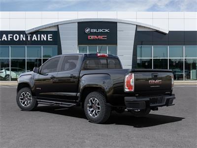 2021 GMC Canyon Crew Cab 4x4, Pickup #21G2056 - photo 4