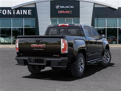2021 GMC Canyon Crew Cab 4x4, Pickup #21G2056 - photo 2