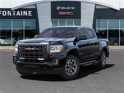 2021 GMC Canyon Crew Cab 4x4, Pickup #21G2056 - photo 6