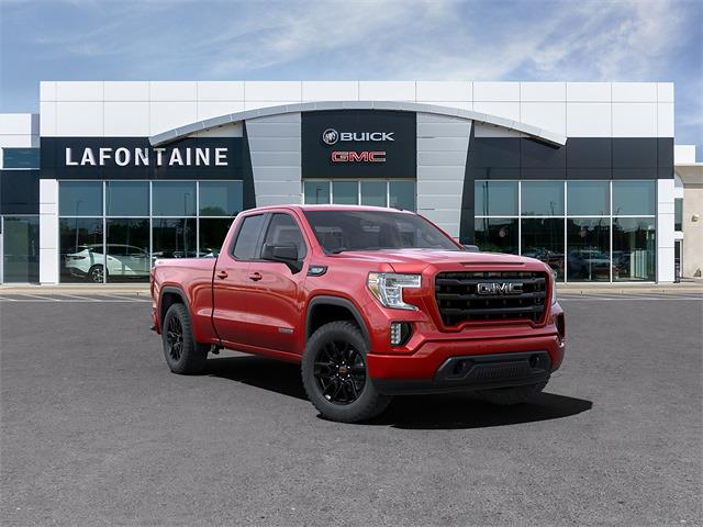 2021 GMC Sierra 1500 Double Cab 4x4, Pickup #21G2494 - photo 1