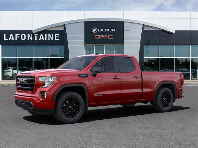 2021 GMC Sierra 1500 Double Cab 4x4, Pickup #21G2494 - photo 3