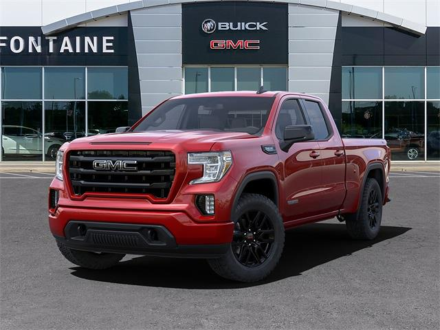 2021 GMC Sierra 1500 Double Cab 4x4, Pickup #21G2494 - photo 6