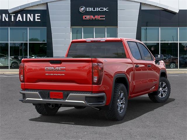2021 GMC Sierra 1500 Crew Cab 4x4, Pickup #21G3304 - photo 2