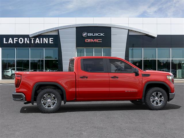 2021 GMC Sierra 1500 Crew Cab 4x4, Pickup #21G3304 - photo 5