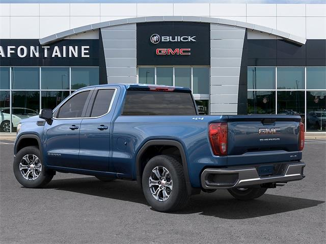 2021 GMC Sierra 1500 Double Cab 4x4, Pickup #21G3321 - photo 4