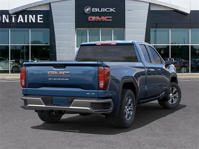 2021 GMC Sierra 1500 Double Cab 4x4, Pickup #21G3321 - photo 2
