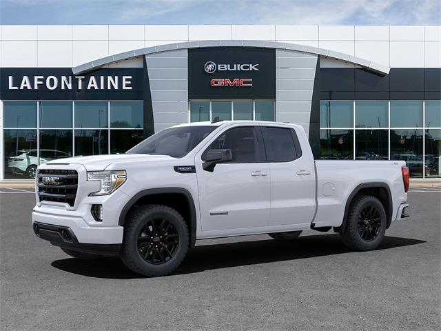 2021 GMC Sierra 1500 Double Cab 4x4, Pickup #21G3409 - photo 3