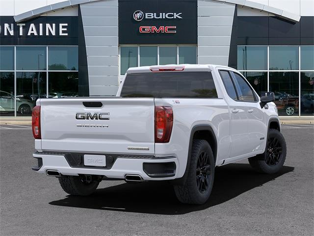 2021 GMC Sierra 1500 Double Cab 4x4, Pickup #21G3409 - photo 2