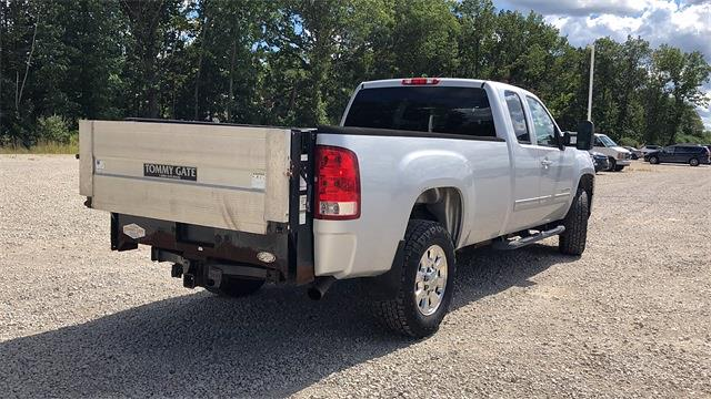 2012 GMC Sierra 2500 Extended Cab 4x2, Pickup #21G3877A - photo 1