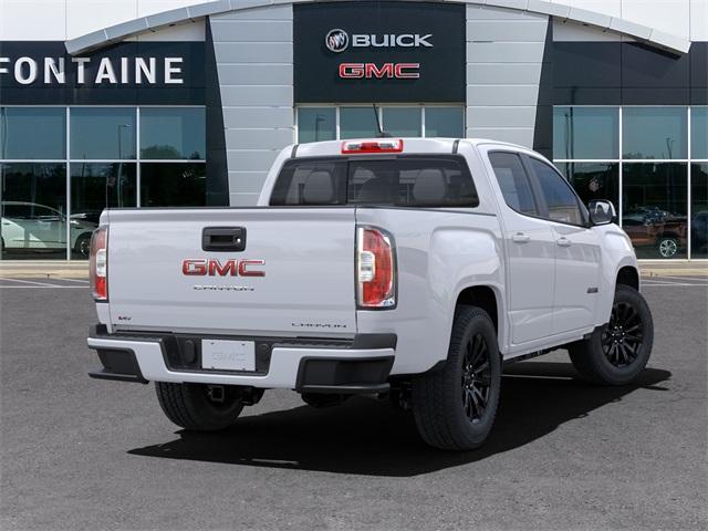 2021 GMC Canyon Crew Cab 4x4, Pickup #21G578 - photo 2