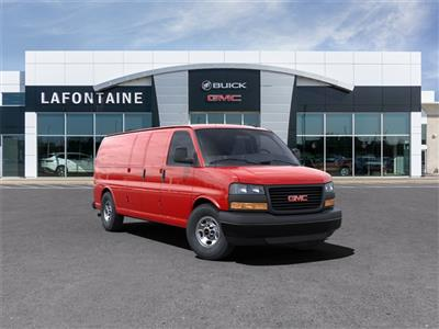 2021 GMC Savana 3500 4x2, Empty Cargo Van #21GC1259 - photo 1