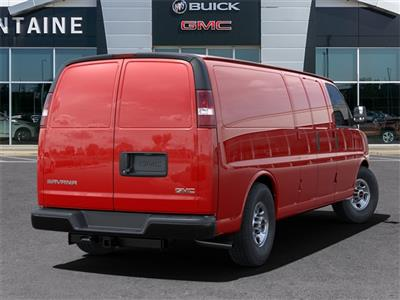2021 GMC Savana 3500 4x2, Empty Cargo Van #21GC1259 - photo 2