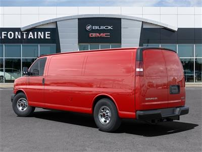2021 GMC Savana 3500 4x2, Empty Cargo Van #21GC1323 - photo 4