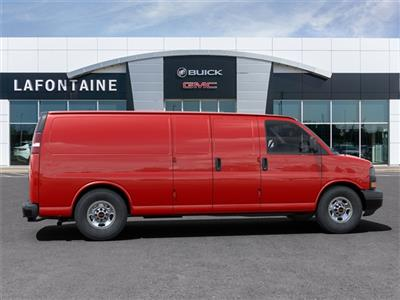 2021 GMC Savana 3500 4x2, Empty Cargo Van #21GC1323 - photo 5