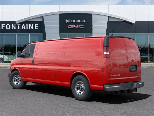 2021 GMC Savana 2500 4x2, Empty Cargo Van #21GC1325 - photo 4