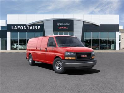 2021 GMC Savana 2500 4x2, Empty Cargo Van #21GC1325 - photo 1
