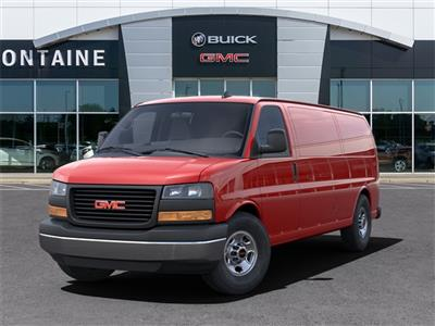 2021 GMC Savana 2500 4x2, Empty Cargo Van #21GC1325 - photo 6