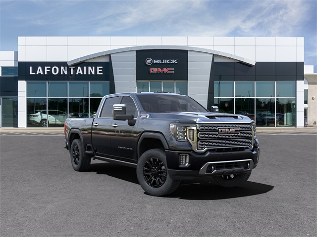 2021 GMC Sierra 2500 Crew Cab 4x4, Pickup #21GC2025 - photo 1