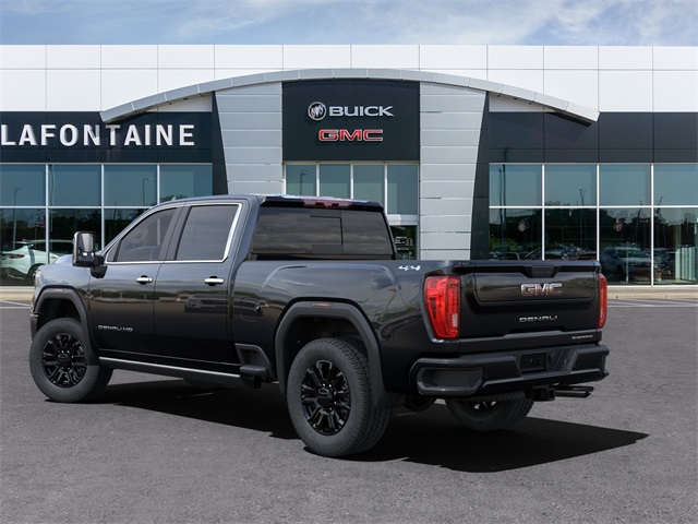 2021 GMC Sierra 2500 Crew Cab 4x4, Pickup #21GC2025 - photo 4