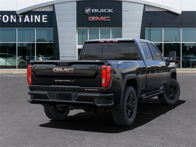 2021 GMC Sierra 2500 Crew Cab 4x4, Pickup #21GC2025 - photo 2