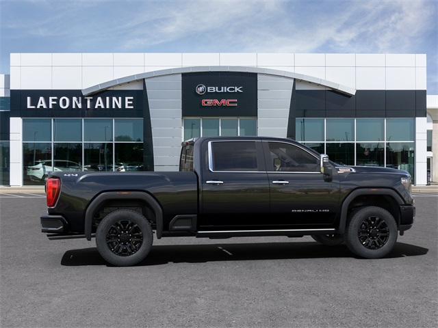 2021 GMC Sierra 2500 Crew Cab 4x4, Pickup #21GC2025 - photo 5