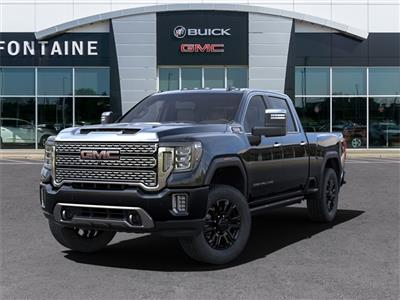 2021 GMC Sierra 2500 Crew Cab 4x4, Pickup #21GC2025 - photo 6