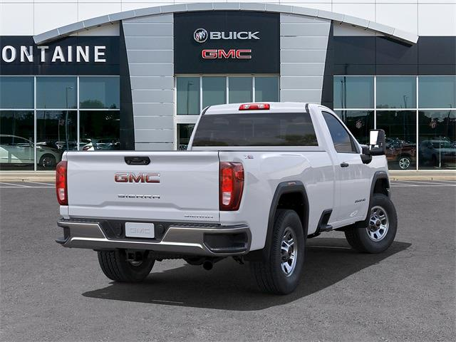 2021 GMC Sierra 2500 Regular Cab 4x4, Pickup #21GC2655 - photo 2