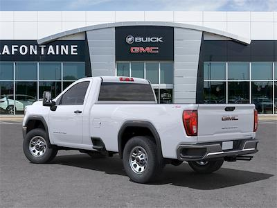 2021 GMC Sierra 2500 Regular Cab 4x4, Pickup #21GC2655 - photo 4