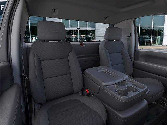 2021 GMC Sierra 2500 Regular Cab 4x4, Pickup #21GC2844 - photo 13