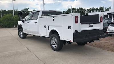 2021 GMC Sierra 2500 Crew Cab 4x2, Knapheide Aluminum Service Body #21GC3398 - photo 32
