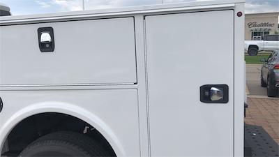 2021 GMC Sierra 2500 Crew Cab 4x2, Knapheide Aluminum Service Body #21GC3398 - photo 34