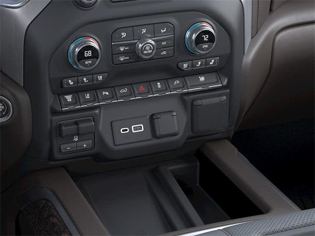 2021 GMC Sierra 3500 Crew Cab 4x4, Pickup #21GC3413 - photo 20