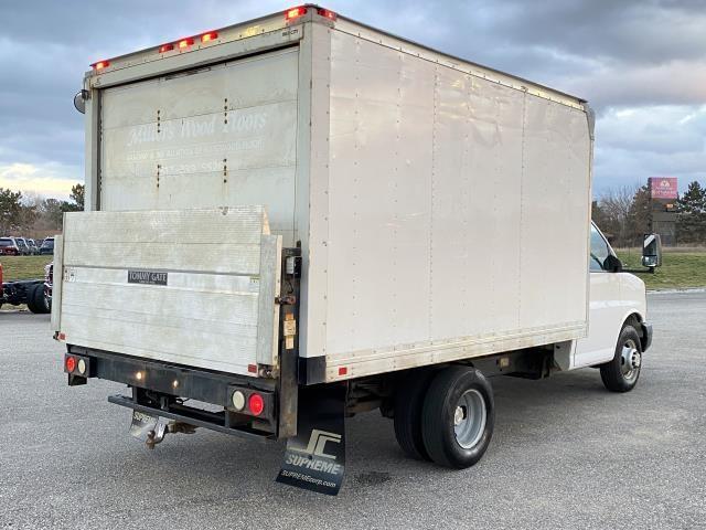 2012 Chevrolet Express 3500 4x2, Supreme Cutaway Van #0LS479A - photo 1