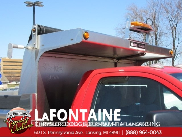 2015 Ram 4500 Regular Cab DRW 4x4,  Galion 103U Dump Body #15L0001 - photo 11