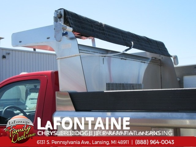 2015 Ram 4500 Regular Cab DRW 4x4,  Galion 103U Dump Body #15L0001 - photo 15