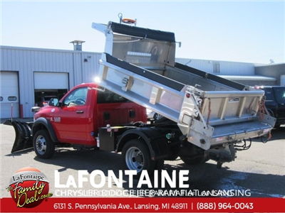 2015 Ram 4500 Regular Cab DRW 4x4,  Galion 103U Dump Body #15L0001 - photo 2