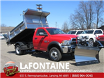 2015 Ram 4500 Regular Cab DRW 4x4,  Galion 103U Dump Body #15L0001 - photo 1