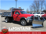 2015 Ram 4500 Regular Cab DRW 4x4,  Galion 103U Dump Body #15L0001 - photo 33