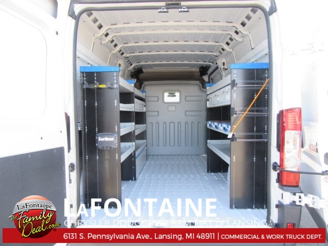 2016 ProMaster 3500 High Roof, Sortimo Van Upfit #16L1002 - photo 2