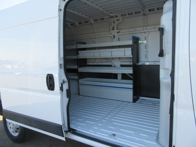 2016 ProMaster 3500 High Roof FWD,  Sortimo Upfitted Cargo Van #16L1002 - photo 11