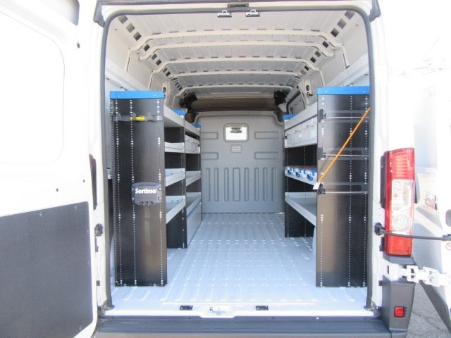 2016 ProMaster 3500 High Roof FWD,  Sortimo Upfitted Cargo Van #16L1002 - photo 2