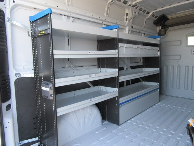 2016 ProMaster 3500 High Roof FWD,  Sortimo Upfitted Cargo Van #16L1002 - photo 14